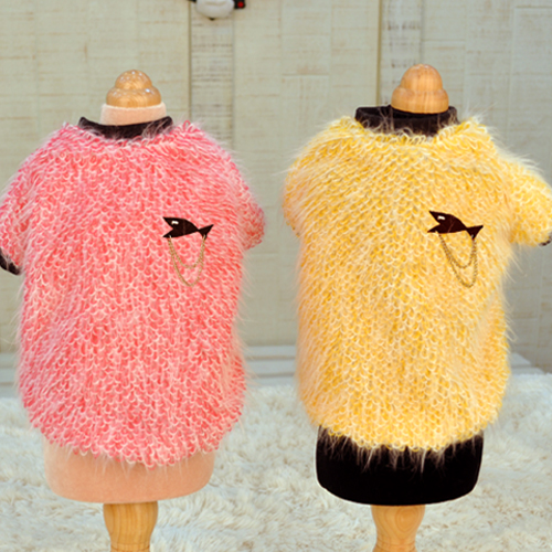 pet cloth knit shirts